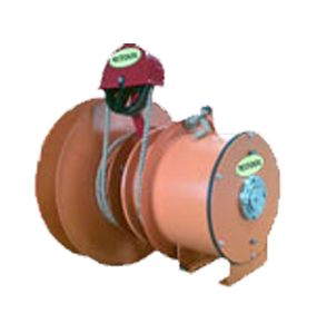 Slip Ring Less Cable Reeling Drums