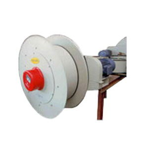 Stall Torque Motor Operated Cable Reeling Drum